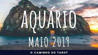 BUSQUE O QUE TE FAZ BEM - AQUÁRIO MAIO 2019