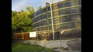 Water tank containing 3.78 Million Litres (1,000,000 gallons) on Saipan