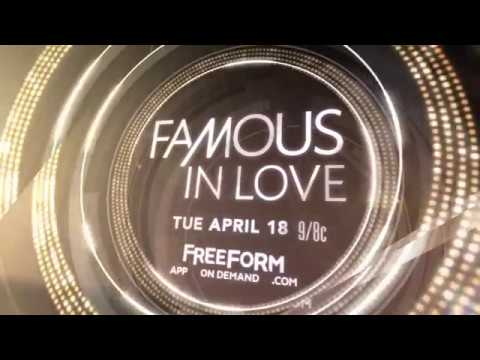 Famous in love burning series