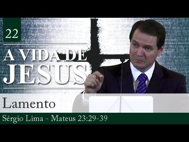 22. Lamento - Sérgio Lima