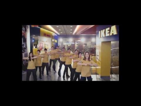 香港宜家家居 IKEA Hong Kong 廣告 – 2014家居目錄 (2014)