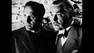 Episode 122: Basil Rathbone and Nigel Bruce