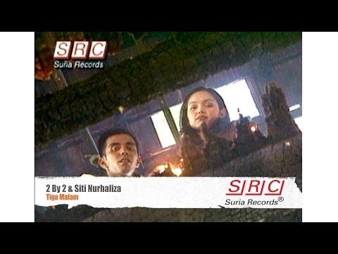 Siti Nurhaliza & 2 By 2  - Tiga Malam ( Official Video - HD )