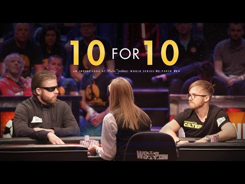 10 for 10: The Main Event - Martin Jacobson WSOP 2014 - Official Trailer (HD)