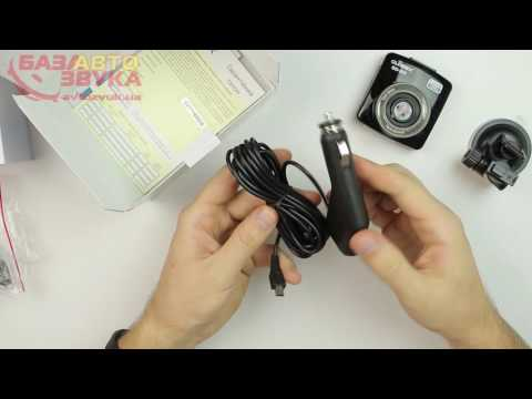 Видеорегистратор Globex GU-211 Black