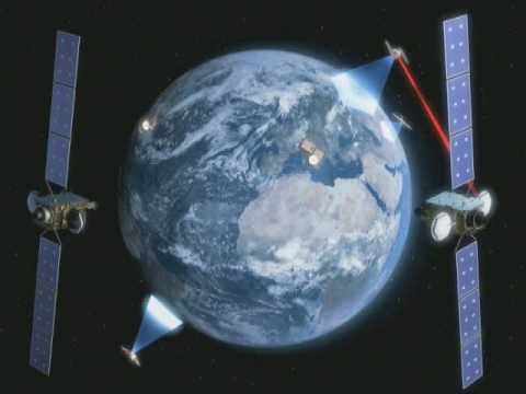 The European Data Relay Satellite System  EDRS