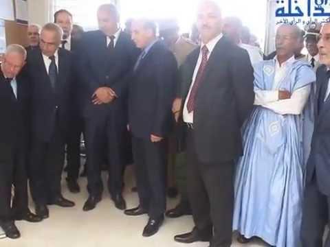 تدشين المحافظة العقارية بمناسبة 14 غشت