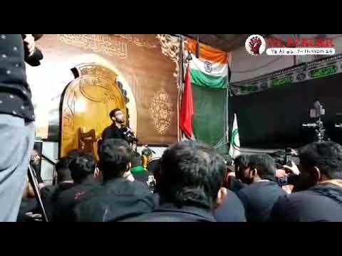 Arbaeen 2019| Mir Sajjad Mir | Mir Takallum | Mukib 327 | Safare Ishaq | Najaf To Karbala