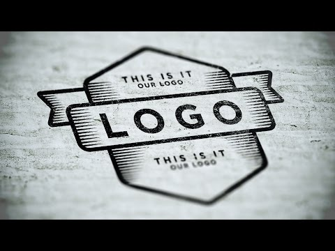 Illustrator Tutorial: Blend Tool Line Logo