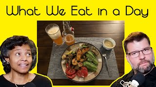 What I Eat in a Day on Keto Diet- Healthy Ketogenic Diet
