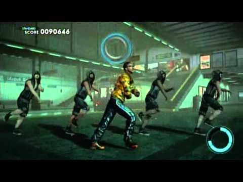 Dance Masters Evolution Xbox360 Kinect - Let The Beat Hit em!