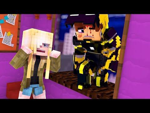 Minecraft: SALVEI A GWEN STACY !!! - Menino De Ferro (Vingadores Ultimato) #07 ‹ Goten ›