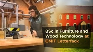 BSc in Furniture & Wood Technology