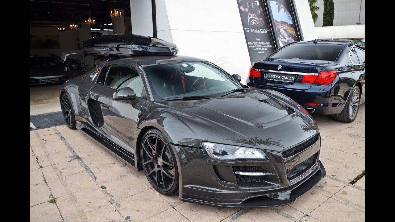 Top Car Detail Audi R8 Ppi Razor Gtr Youtube