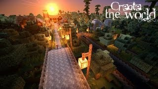 [MinecraftStory] Create the world. ―Prologue― [JP]