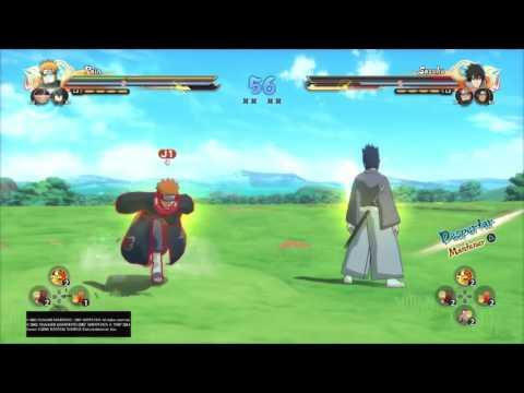 NARUTO SHIPPUDEN: Ultimate Ninja STORM 4  -3-SHINRA TENSEI-PNS-