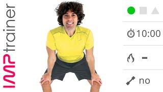 allenamento parte superiore corpo libero