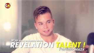 Ma2x dans Révélation Talent animée Par N'zo
