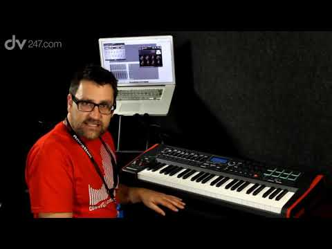 Novation Impulse Midi Controller Keyboards