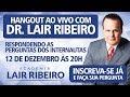 Hangout com Dr. Lair Ribeiro - Respondendo Perguntas