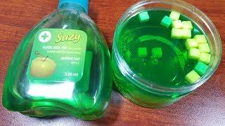 Tự Làm Slime Ở Nhà Đẹp Hơn Đi Mua Với Nguyên Liệu Đơn Giản