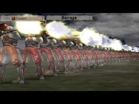 Kessen HD - Skirmish at Kuzegawa