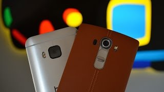 HTC One M9 vs LG G4: il Confronto di HDblog.it