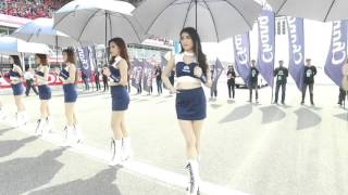 Chang Gird Girls Team Asia Road Racing Championship 2016 R.2 Buriram