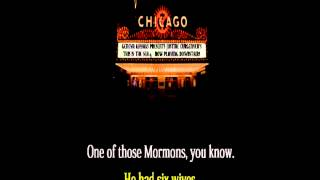 Watch Chicago The Musical Cell Block Tango video