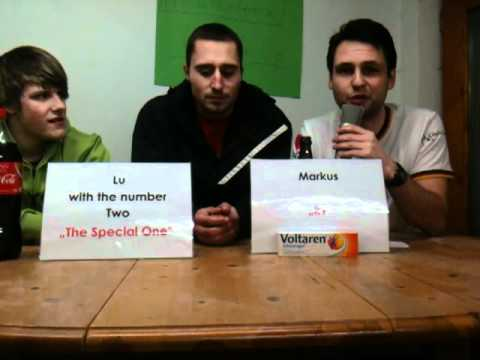 Pressekonferenz Lu with The Number Two - Markus r1- 7-shemale-cup video