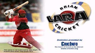 Brian Lara Cricket '99 - Best Classic Game PC Gameplay