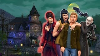 The Sims 4 Vampire Game Pack Thoughts & Vampire Heights Info
