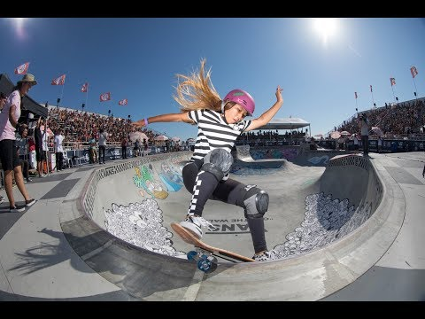 Vans Park Series Huntington Beach Women's Highlights | 2017 Vans Park Series