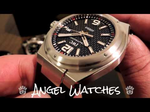 Iwc Mission Earth Iwc Watches Ingenieur Mission