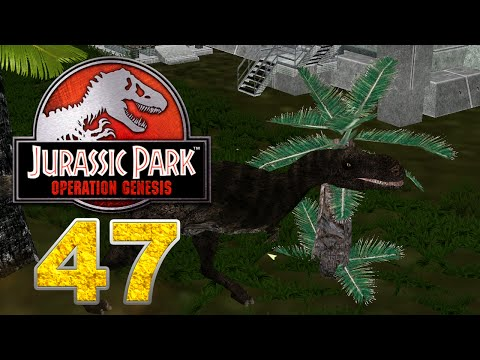 Jurassic Park: Operation Genesis - Episode 47 - Safari Zone