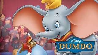 Disney Movie Dumbo - Hoopity Hoops Game (NEW Disney Game for Kids)