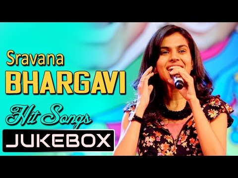 Sravana Bhargavi (singer) || All Time Hits Telugu Movie Songs || Jukebox || Birthday Special video