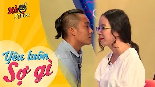 """Cặp đôi cãi nhau """"chí chóe"""" giữa sóng truyền hình khiến Cát Tường & Quyền Linh khó xử   BMHH   😨😨"""