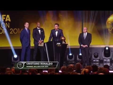 Cristiano Ronaldo und Joachim Löw triumphieren | Lionel Messi, Manuel Neuer | Ballon d'Or