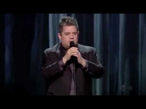 Patton Oswalt: Gay Marriage and Green Lantern Rings.