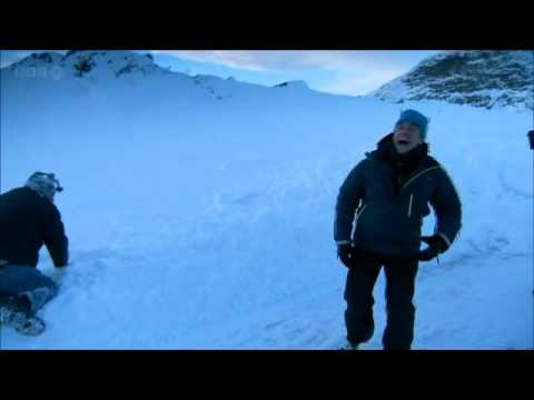 Top gear - Jeremy Clarkson's snow measuring tactic