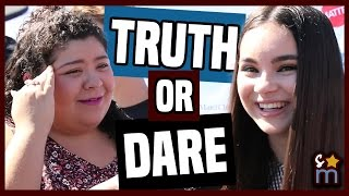 TRUTH OR DARE w/ Raini Rodriguez, Landry Bender & More | Shine On Media Interview