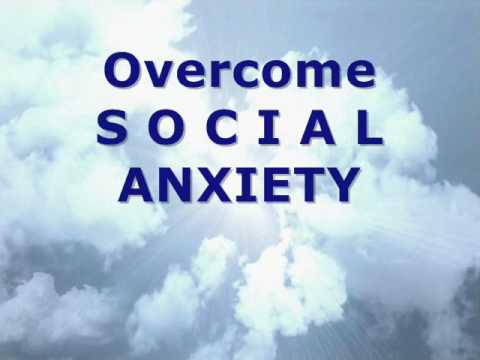How to Overcome a Social Phobia