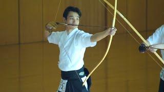 2018年 第69回全日本男子弓道選手権大会 決勝 最終立② All Japan Kyudo Championship