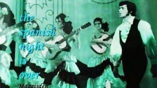 Watch Engelbert Humperdinck The Spanish Night Is Over video