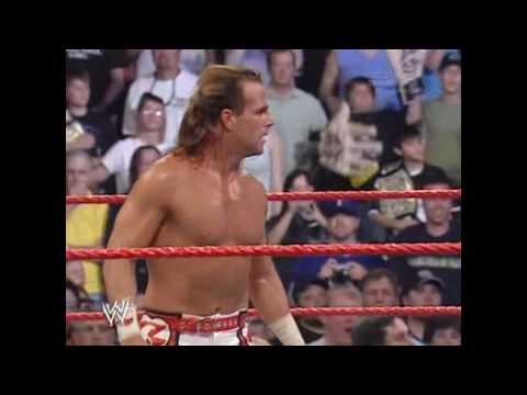 John Cena Vs Randy Orton Vs Edge Vs Shawn Michael -fatal Four Way Backlash 2007 Part 4 video