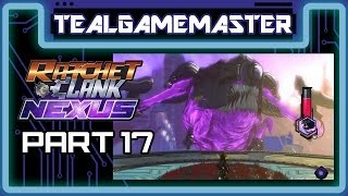 Ratchet & Clank: Into The Nexus (100%) - Part 17: Planet Igliak (Final Boss + Ending!) - Part 3 of 3