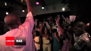 VEVO Go Show: Nas (Preview)