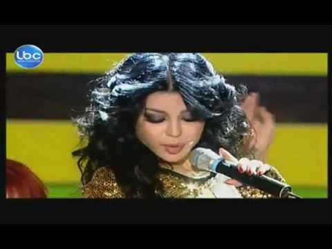 Haifa Wehbe – Badde Shouf [Live @ Elite Model Look Lebanon-2011]