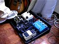Fulltone/Barber pedal demo